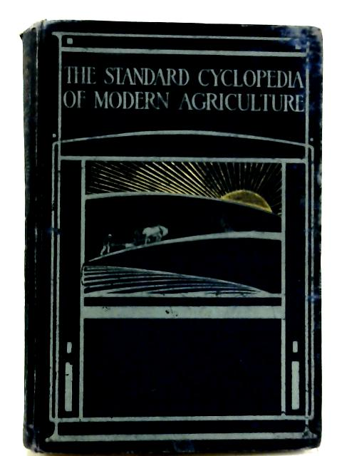 The Standard Cyclopedia of Modern Agriculture and Rural Economy Vol. VII - english by Wright