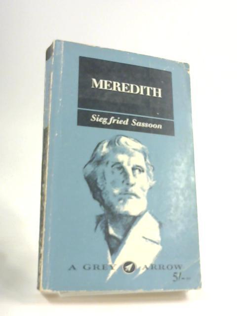 Meredith by Siegfried Loraine Sassoon