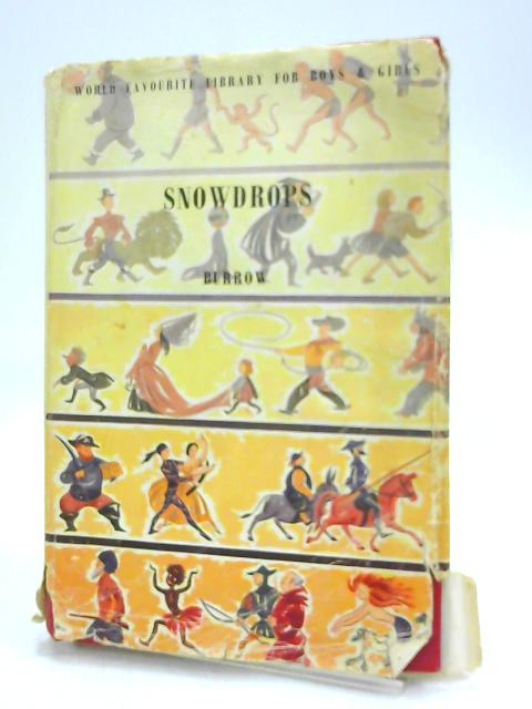 Snowdrops by Ida Burrow
