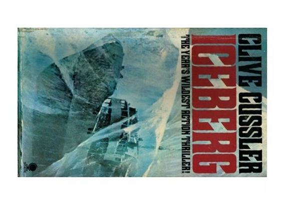 Iceberg by Cussler, Clive