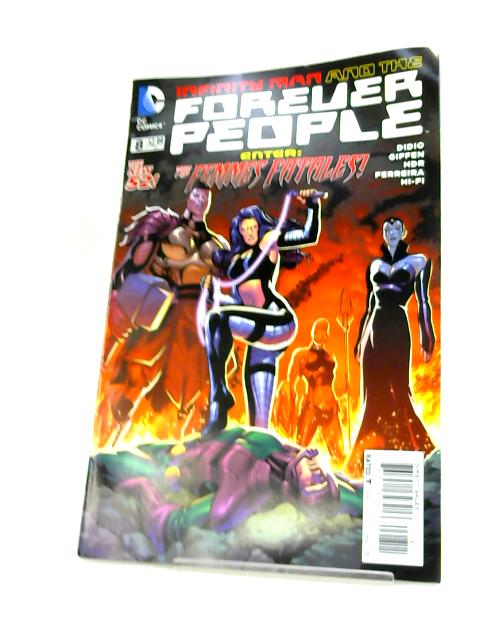 Infinity Man & The Forever People (Vol 1) # 8 by DC Comics