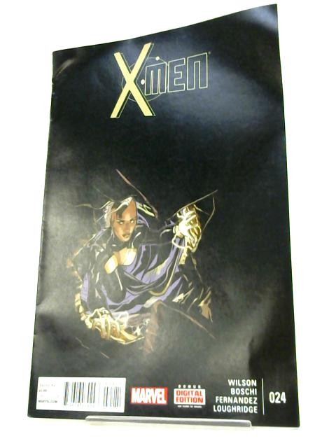 X-men No.24 April 2015 by Various