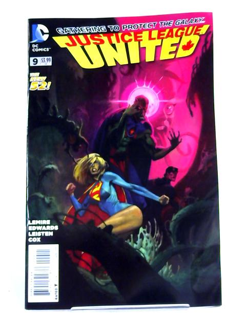 Justice League United No.9 April 2015 by Various