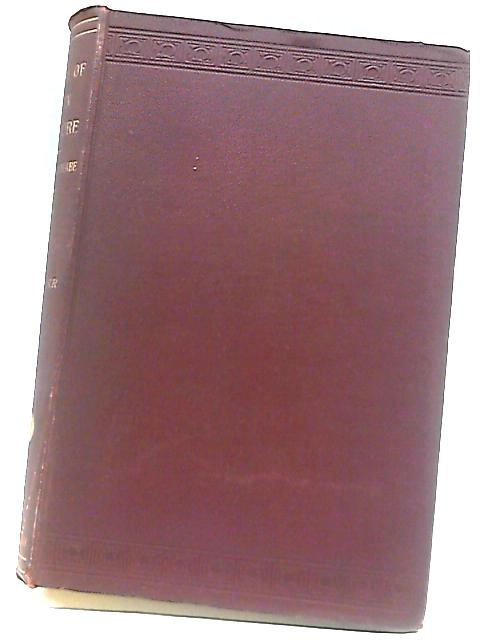 Teuffels History Of Roman Literature Volume 1 by George C W Warr