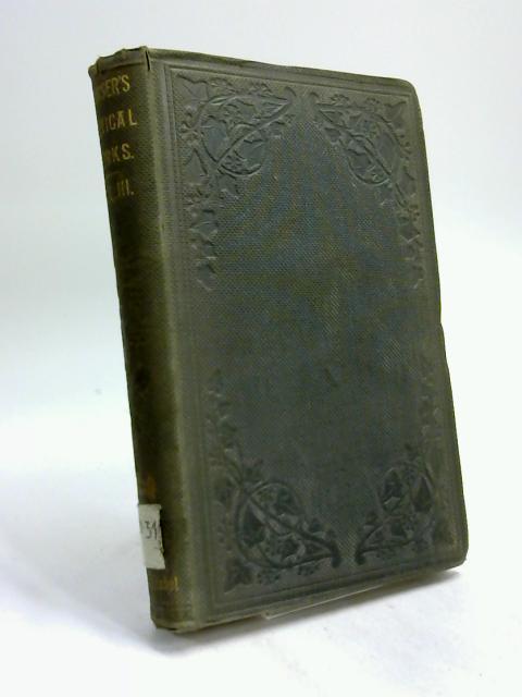 The Poetical Works Edmund Spenser by George Gilfillan