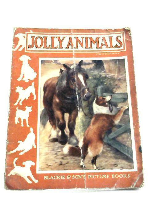 Jolly Animals by Anon