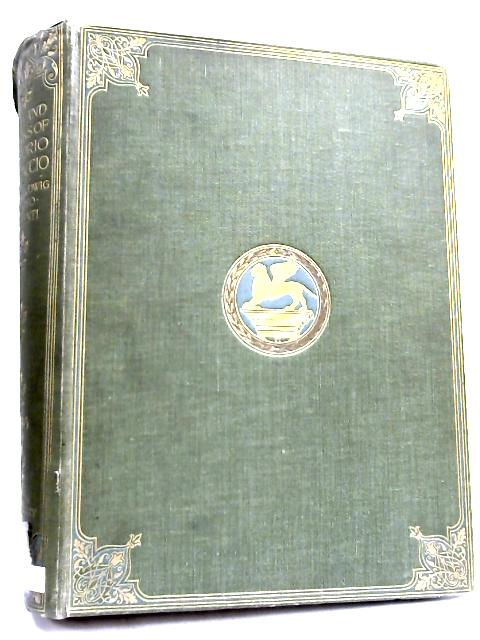 The life and the Works of Vittorio Carpaccio. by Pompeo Molmenti,
