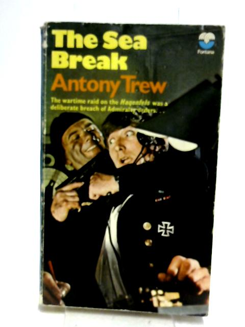 The Sea Break by Trew, Antony