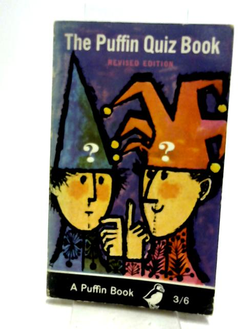 The Puffin Quiz Book (Puffin Books) by Dixon, Norman