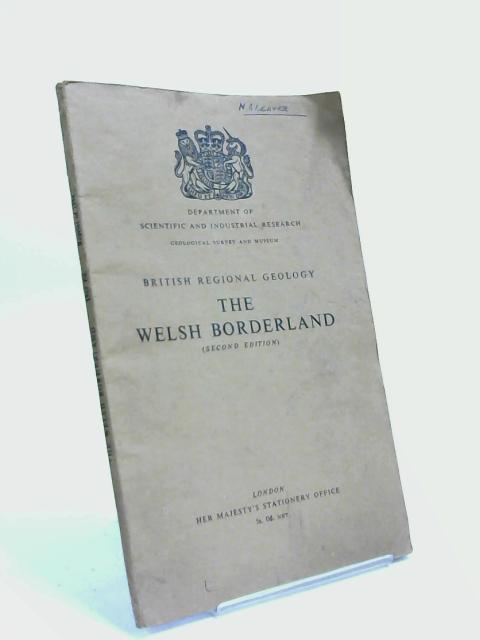 The Welsh Borderland. by R. W. Pocock
