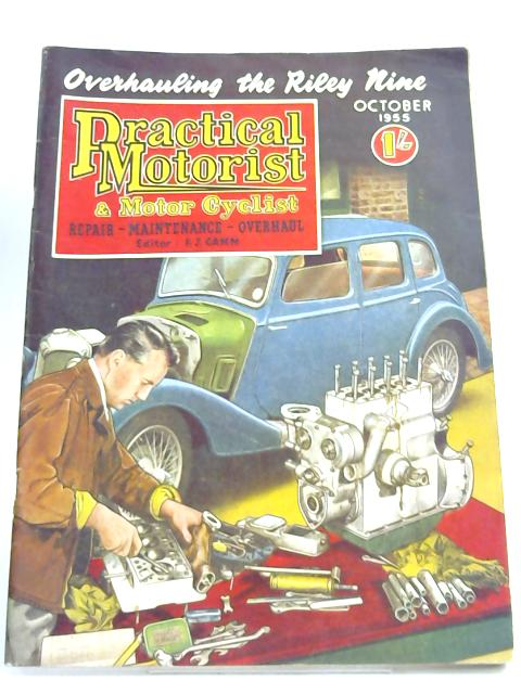 Practical Motorist & Motor Cyclist -October 1955 - by Camm