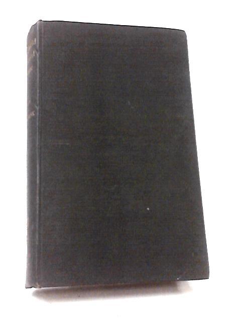 Dreschfeld Memorial Volume by E. M. Brockbank