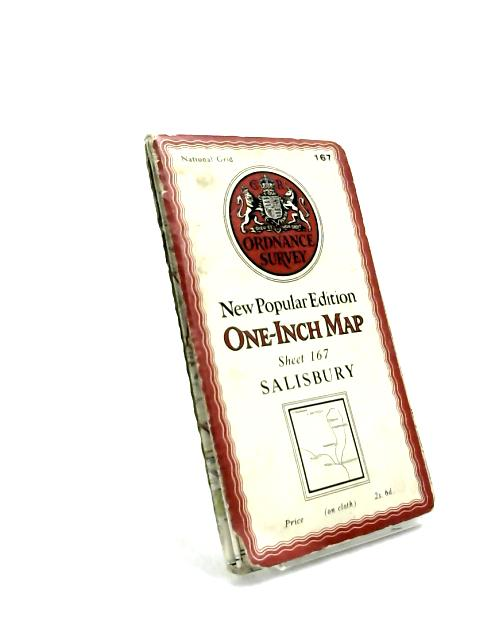 One-inch Map of England and Wales. Salisbury by Anon