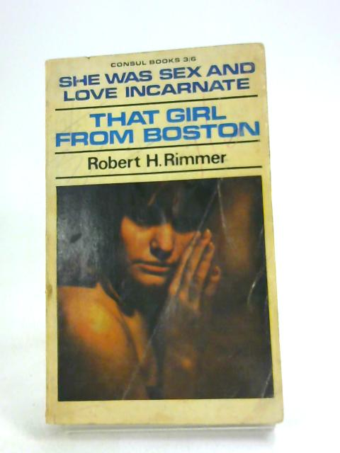 That Girl From Boston By Robert H. Rimmer