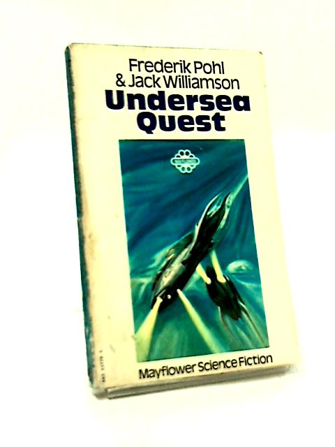 Undersea quest By Pohl, Frederik