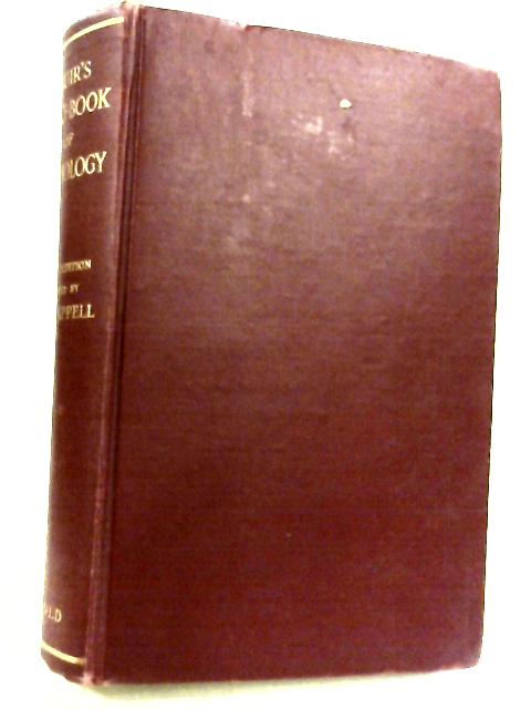 Muir's Text-book of Pathology by D Cappell