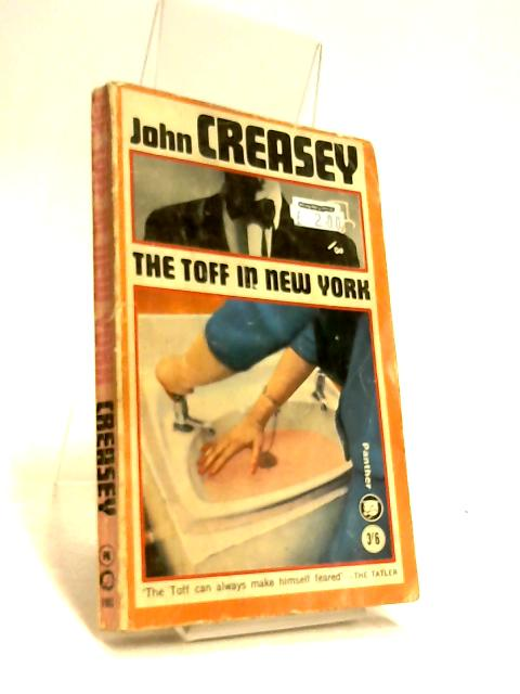 The Toff in New York by Creasey, John