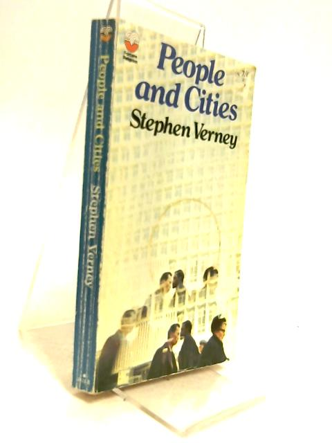 Peoples and Cities By Verney, Stephen