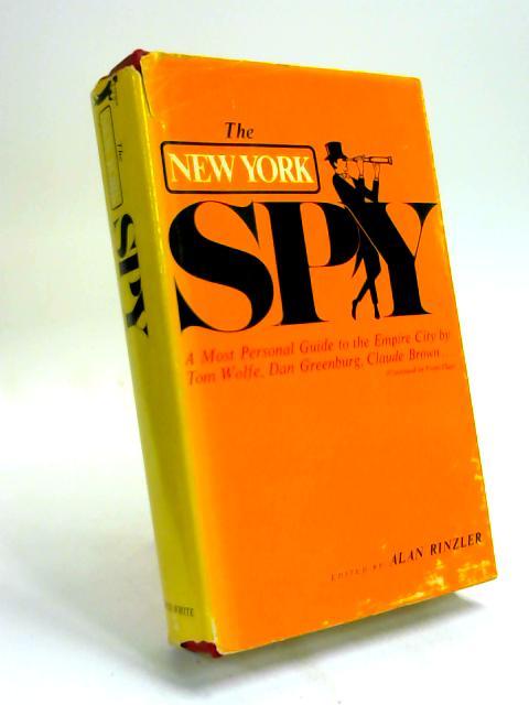 New York Spy by Alan Rinzler