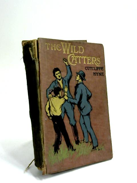 The Wild-Catters: a tale of the Pennsylvanian Oil-Fields by Charles John Cutcliffe Wright Hyne