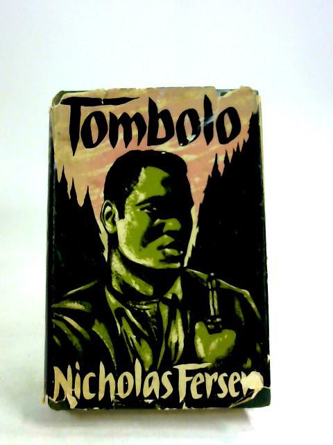 Tombolo by Nicholas Fersen