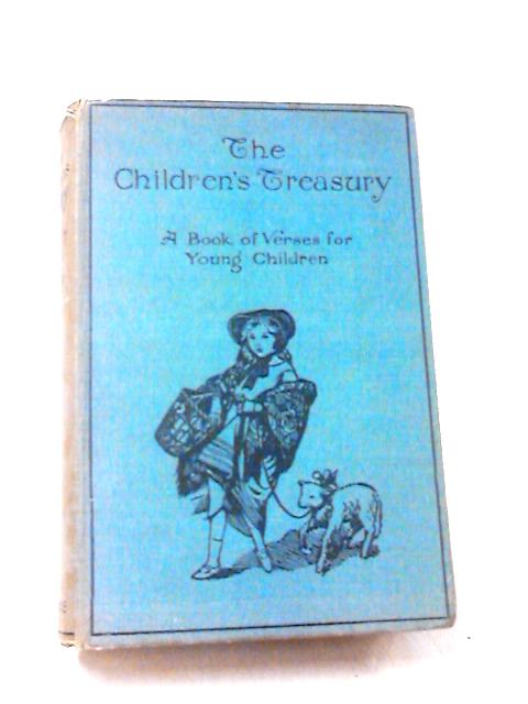 The Children's Treasury of Verse by Lindsay, E