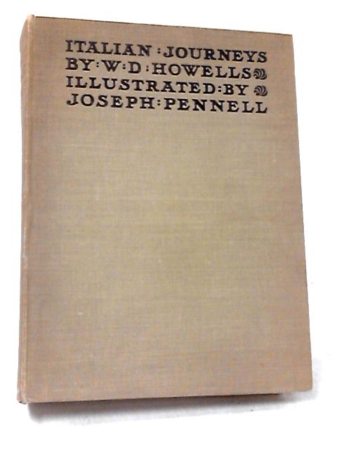 Italian Journeys by Howells, William Dean