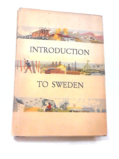 Introduction to Sweden by Ingvar Andersson