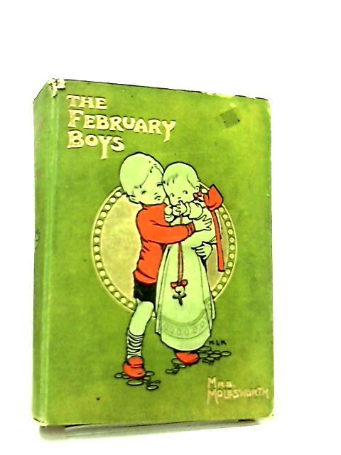 The February Boys by Mary Louisa Molesworth
