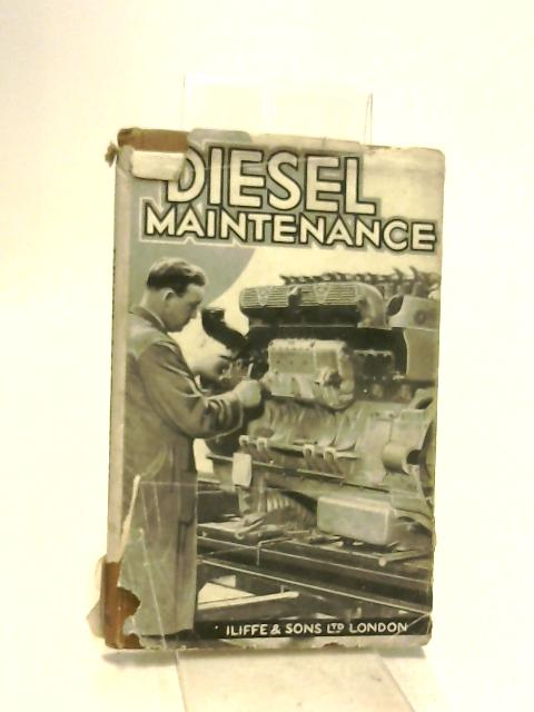 Diesel Maintenance by Parkinson T H
