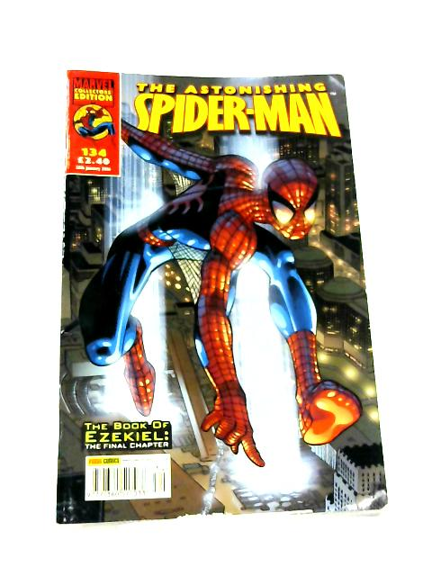 Marvel Collectors Edition #134 The Astonishing Spider-man by Unknown