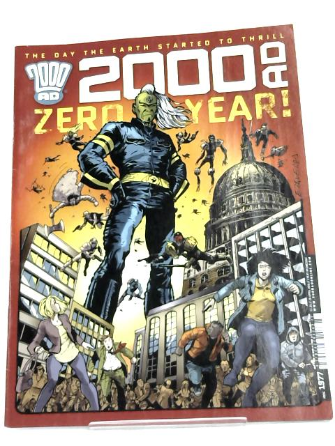 2000 AD Zero Year by Various