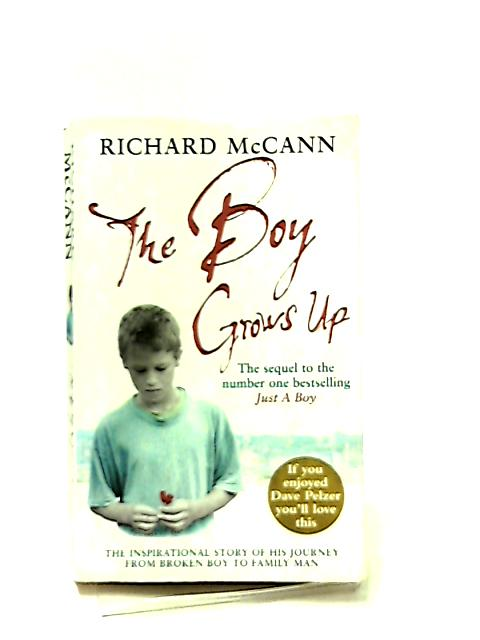 The Boy Grows Up by Richard McCann