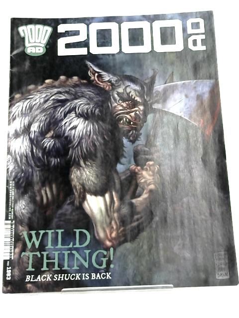 2000 AD Wild Thing by Various