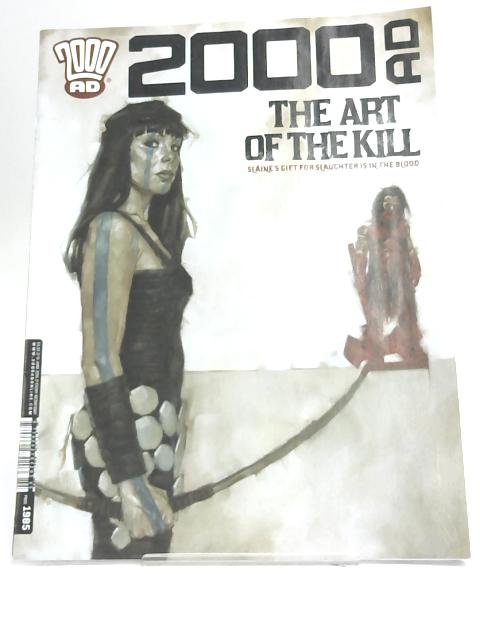 2000 AD- The Art of the Kill by Unknown