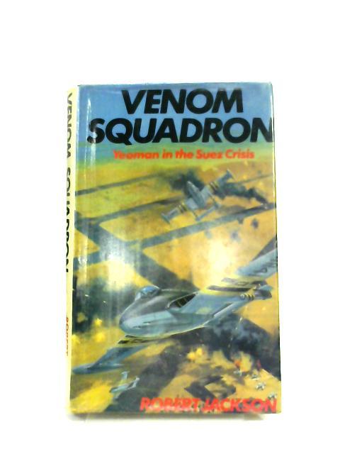 Venom Squadron by Robert Jackson