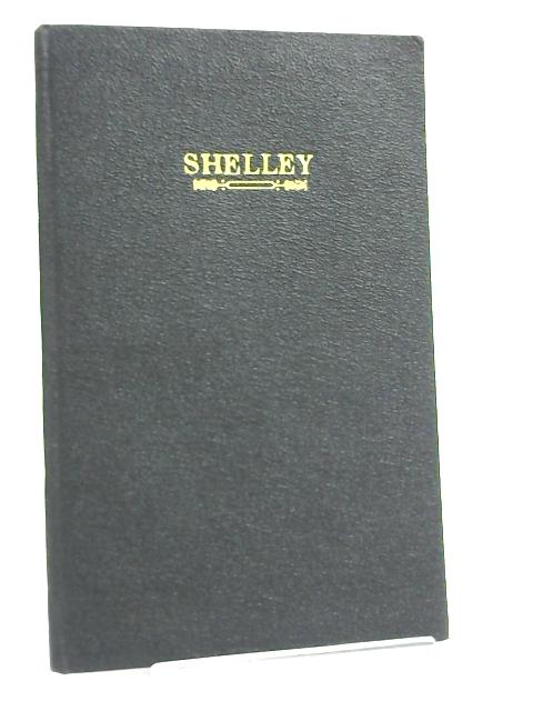 P.B Shelley, The Augustan Books of Poetry- by P.B. Shelley
