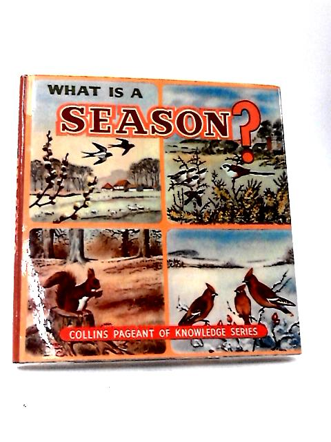 What is a Season by Gene Darby