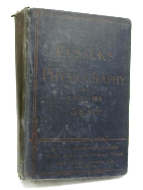 Physiography- by S. W. Davies