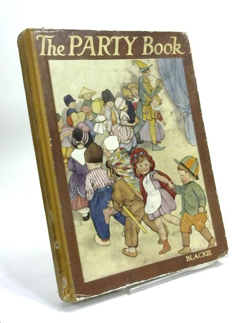The Party Book by Madeline Barnes