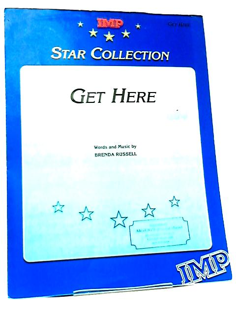 Get Here - Star Collection by Brenda Russell