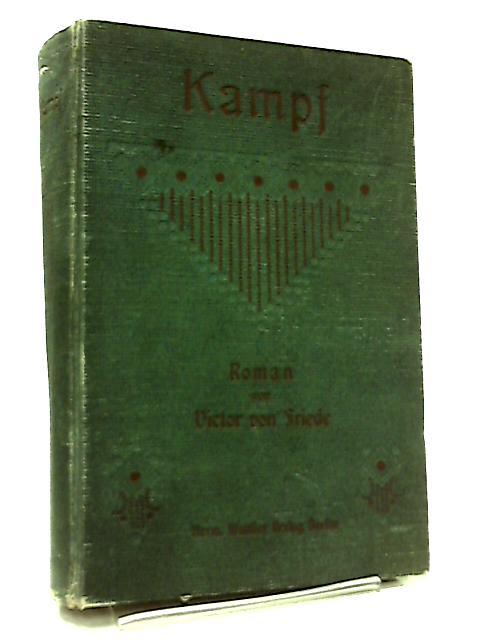 Kampf by Victor von Friede