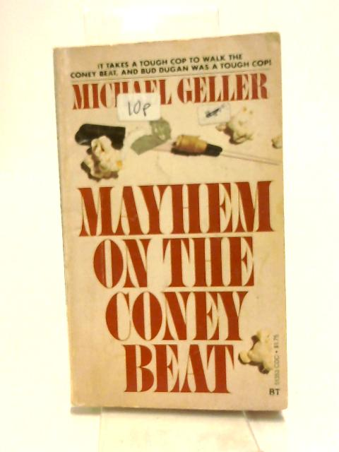Mayhem on the Coney beat by Geller, Michael