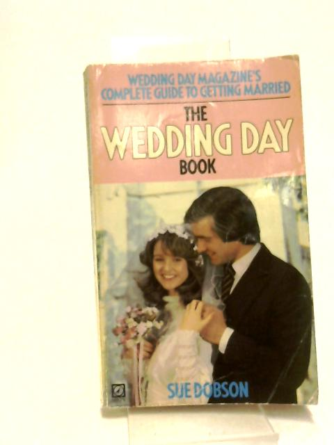 Wedding Day Book by Dobson, Sue