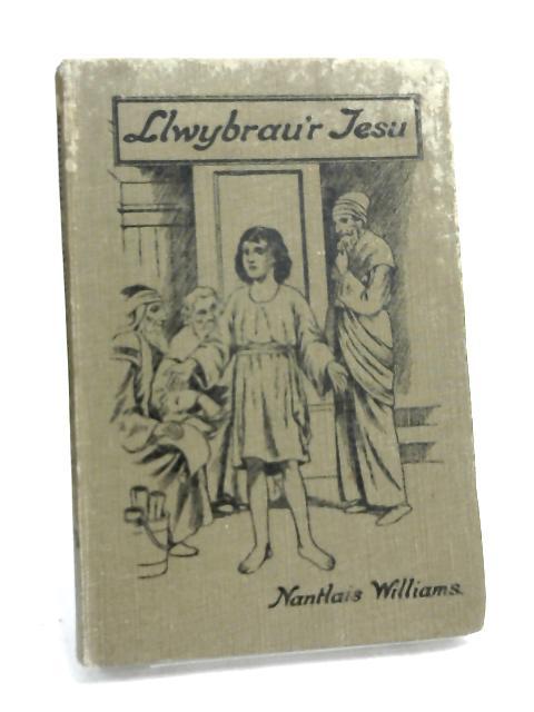 Llwybrau'r Iesu - by Nantlais Williams