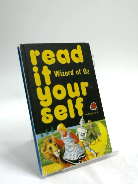 Read it Yourself Wizard of Oz by Fran Hunia