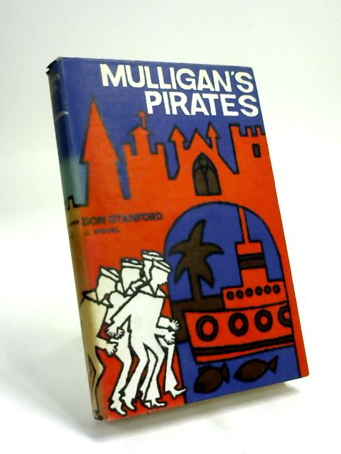 Mulligan's pirates: A novel by Don Stanford