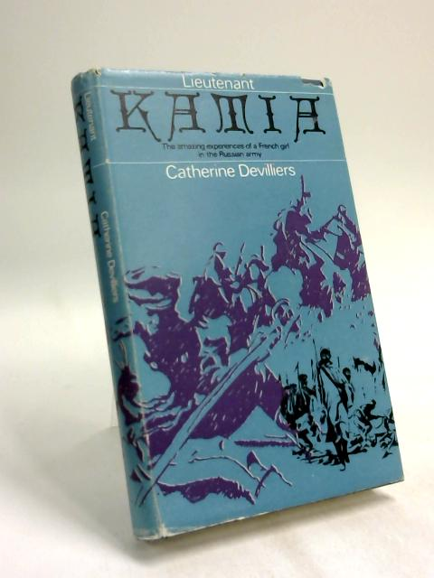 Lieutenant Katia by Catherine Devilliers