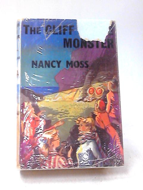 The Cliff House Monster by Moss, Nancy