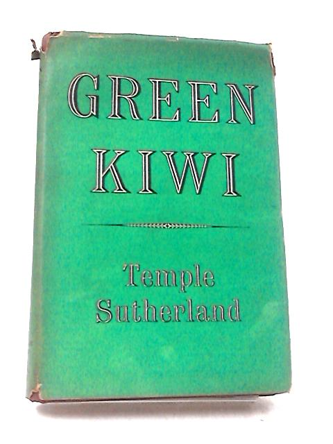 Green Kiwi by Temple Sutherland